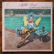 Little Feat~Down on the Farm~Factory Sealed Vinyl