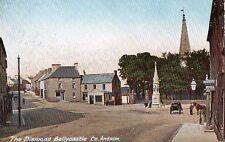 THE DIAMOND BALLYCASTLE CO. ANTRIM IRELAND LAWRENCE VINTAGE IRISH POSTCARD