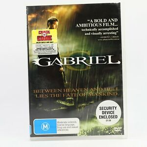 Gabriel Andy Whitfield 2008 DVD R4 Movie Good Condition Free Tracked Post