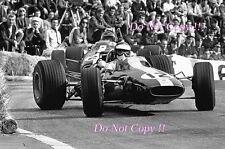 Jim Clark Lotus 33 Monaco Grand Prix 1967 Photograph 6