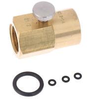 W21.8 Co2 adapter for filling Soda Stream / Soda Club 425g water sprayer CJ