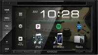 NEW Kenwood DDX26BT 2 DIN DVD/CD Player Android iPhone App Pandora Bluetooth