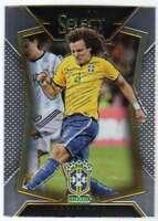 2015-16 Panini Select Soccer #21 David Luiz Brazil