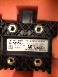 New Nissan Qashqai J11 X Trail Radar Front Parking Distance Module 284384EA5B