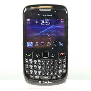 Blackberry Curve 8520 (T-Mobile) QWERTY Phone - (8520-1)