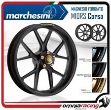 Cerchio Anteriore Marchesini Magnesio Forgiato Nero Opaco Ducati Monster 1100