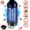 LED Electric UV Mosquito Killer Lamp Fly Bug Insect Repellent Zapper Trap w/Plug