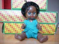 Pedigree Tiny Tots black doll in box