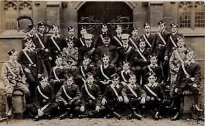 Chaplain Officers and cadets Church Lads Brigade Greenheys photographer