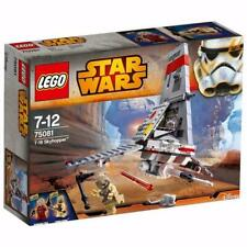 STAR WARS LEGO set: 75081 T-16 Skyhopper / Pilot / Tusken Raider ~ NIB