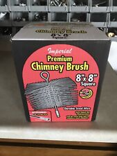 Brush Chimney Sq 8X8In, Part Br0185, by Imperial Manufacturing