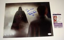 Spencer Wilding Darth Vader Rouge One Signed 11X14 Photo JSA CERT EXACT PROOF