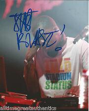 RAPPER PRODUCER JUST BLAZE SIGNED 8X10 PHOTO COA JAY-Z KANYE WEST EMINEM BEATS C