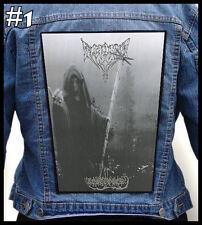 ARCKANUM  === Huge Back Jacket Patch/Aufnäher === Various Designs