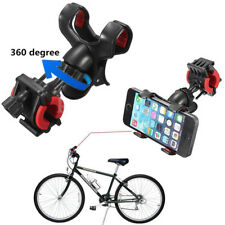 Bicycle Bike Handlebar Clip Mount Holder Stand for iPhone X/8/GPS Mobile Phone