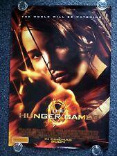 THE HUNGER GAMES Mocking Jay Pt.2 Original 2010s One Sheet Movie Poster