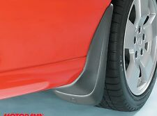 Genuine GM Holden Moulded Front Mudflaps Suit VY VZ SS Commodore NEW 92144132