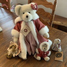 Boyd's Best Dressed Limited Edition Bear - Genevieve Frostberry