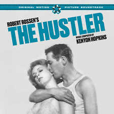 The Hustler + Bonus Tracks - Complete - Limited Edition - Kenyon Hopkins