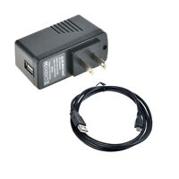 """2A AC/DC Wall Power Charger Adapter Cord For RCA Voyager RCT6773W22 7"""" Tablet PC"""