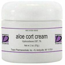Topix Aloe Cort Cream 2oz Brand New & Fresh