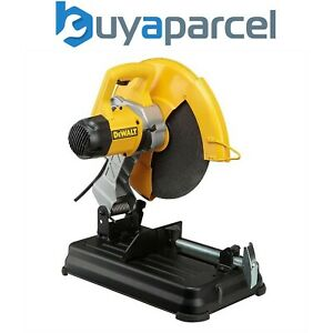 "Dewalt D28730 240v 355mm 14"" Abrasive Chop Saw Metal Cut Off Saw RP D28710"