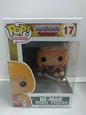 Funko POP! Masters of the Universe: He Man #17 Vaulted Rare 🗡🗡🗡