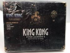 King Kong: Peter Jackson's Production Diaries - Brand New