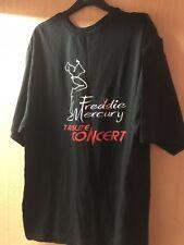Queen Freddie Mercury 3xl Tribute Official Merchandise T Shirt