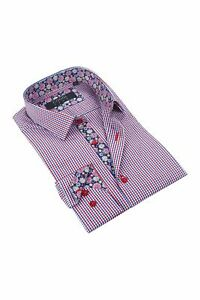 Coogi Men's Dress Shirt Style - SCO-143