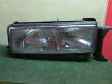 1990 - 1991 Cadillac Seville Eldorado RH PASSENGER side headlight and bracket OE