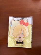 Yuri on Ice x Sanrio Characters Big Key Chain Yuri Plisetsky Stamp Rally Ver.