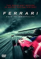 Ferrari - Race to Immortality - The Deadliest Decade in Motor Racing History DVD