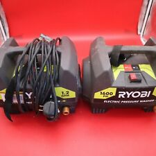 For Parts 2 Ryobi 1,600 Psi Electric Pressure Washer - Ry141612 (Washer Only)