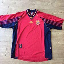 L 1998 Spagna Maglia Squadra Calcio