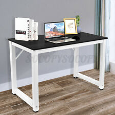 Wood Computer Desk PC Laptop Table Workstation Study Writing Home Office