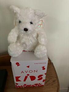 2001 Avon Kids Inspirational Singing Bear w/ Box