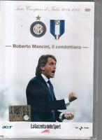 DVD=ROBERTO MANCINI,IL CONDOTTIERO=INTER CAMPIONE.D'ITALIA 2006/07=VOLUME 4=SIG.
