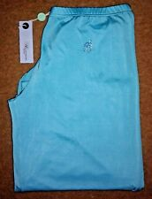 """Blumarine Beachwear Aqua Blue Casual Pants - W28""""/L34"""">RRP £110.00"""