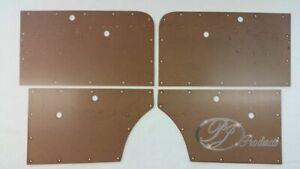 Holden FC-FE  Front & Rear Door Cards Original Replication