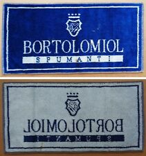 """TOVAGLIETTA PUBBLICITARIA PUB / BIRRERIA / BAR - Soggetto Spumanti """"BORTOLOMIOL"""""""