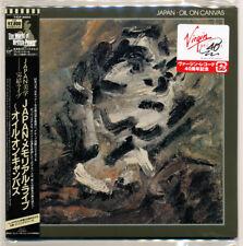 Japan - Oil On Canvas / David Sylvian / Ltd Japan Mini LP SHM CD Rare! NEW! OOP!