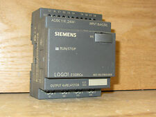 Siemens 6ED1 052-2FB00-0BA6 Logo! 230RCo Logic Module 6ED10522FB000BA6  CSQ