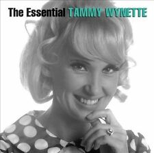 TAMMY WYNETTE The Essential 2CD BRAND NEW Double CD Best Of Greatest Hits