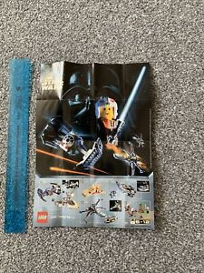 Star Wars Lego Poster