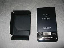 Chanel Bleu Paris Empty box EAU DE PARFUM POUR HOMME