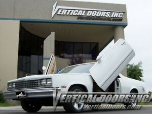 Vertical Doors - Vertical Lambo Door Kit For Chevrolet El Camino 1978-87