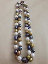 Honora Freshwater Cultured Pearl Necklace 36""