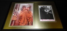 John Rhys Davies Signed Framed 12x18 Photo Display Lord of the Rings