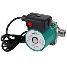 120V Circulation Pump 3-Speed Stainless NPT3/4'' Hot Water Circulator Pump